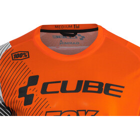 Cube Edge Jersey cuello redondo manga larga Hombre, action team